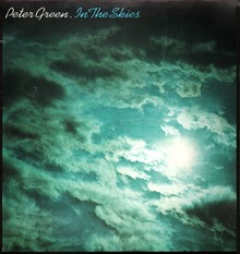 Peter Green – <cite>In The Skies</cite> album art