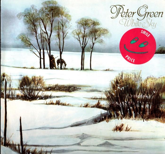 Peter Green – White Sky album art 1