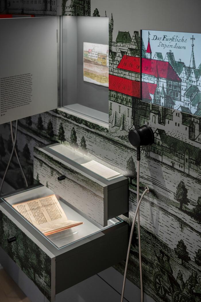 Hölderlin Tower Museum 7