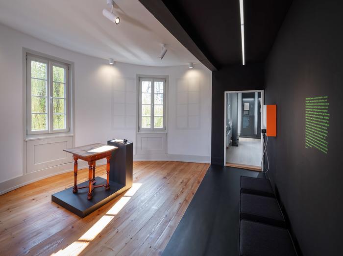 Hölderlin Tower Museum 8