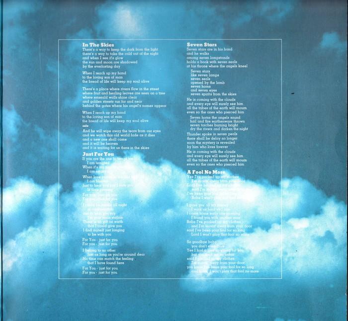 Peter Green – In The Skies album art 3