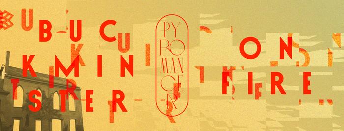 Buckminster Artists welcome posters 2