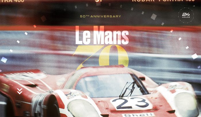 Le Mans 70 website 1
