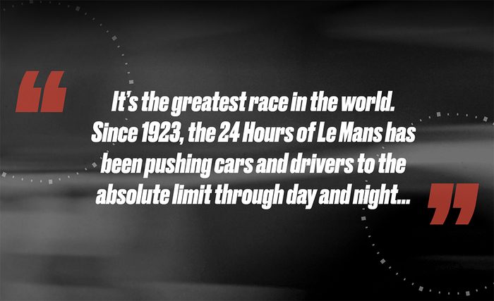 Le Mans 70 website 2
