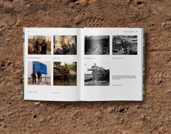 War It Is! Through Volunteer's Eyes photobook 2