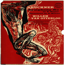 "Willem van Otterloo – <cite>Bruckner: Symphony No. 7 in E</cite><span class=""nbsp"">&nbsp;</span><cite>Major / Overture in G</cite><span class=""nbsp"">&nbsp;</span><cite>Minor</cite> album art"