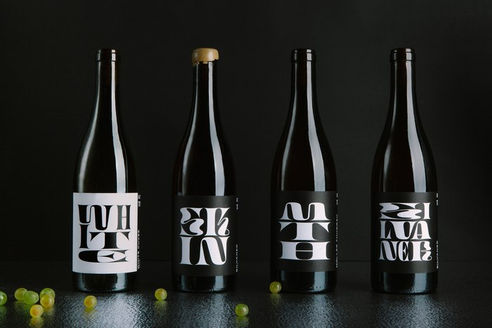 Andi Weigand's wine labels 1