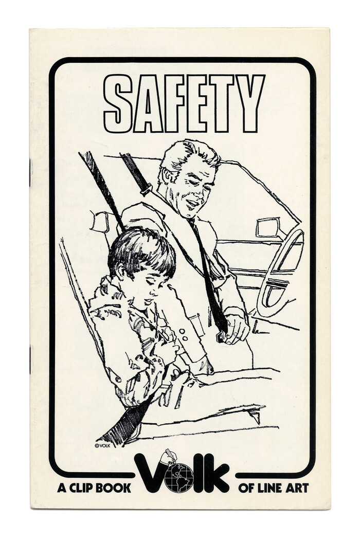 """""""Safety"""" (No. 707) ft. caps from  Outline."""