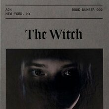 <cite>The Witch</cite> screenplay book, A24