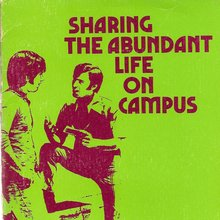 <cite><span>Sharing the Abundant Life on Campus</span></cite>