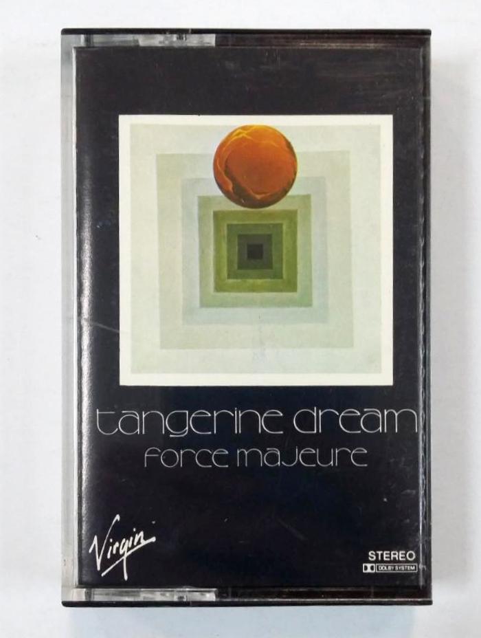 Cassette cover.