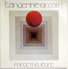 Tangerine Dream – <cite>Force Majeure</cite> album art