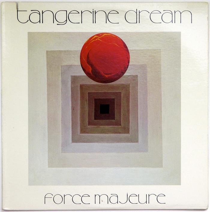 Tangerine Dream – Force Majeure album art 1