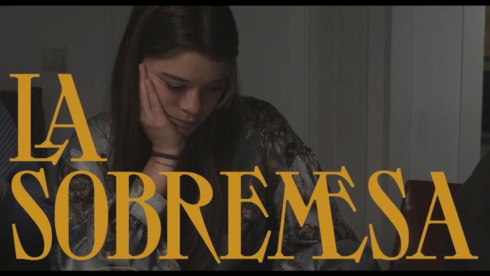 La Sobremesa movie and documentation 6