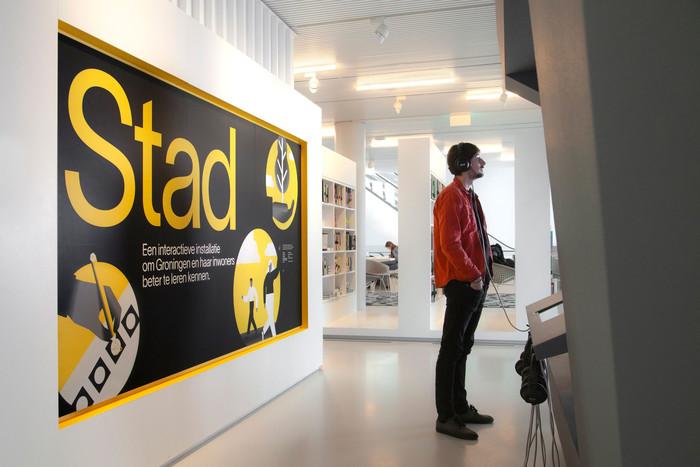 Stad exhibition, Forum Groningen 3