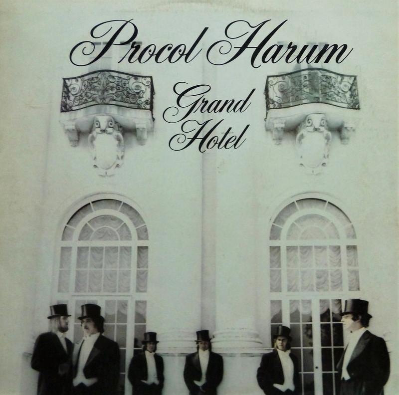 Procol Harum Grand Hotel Album Art Search By Muzli