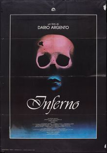 <cite>Inferno</cite> (1980) movie posters, trailer, titles