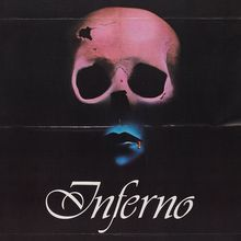 <cite>Inferno</cite> (1980) movie posters, trailer, titles