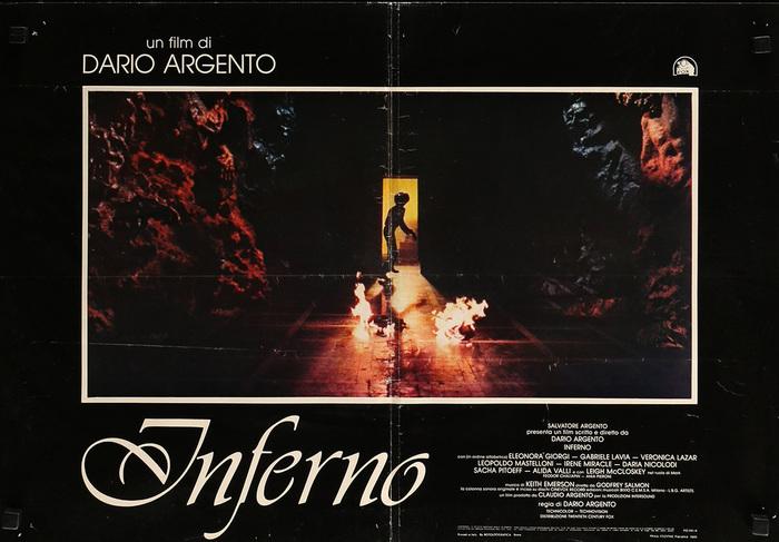 Italian Photobusta poster #2, 18×26 in.