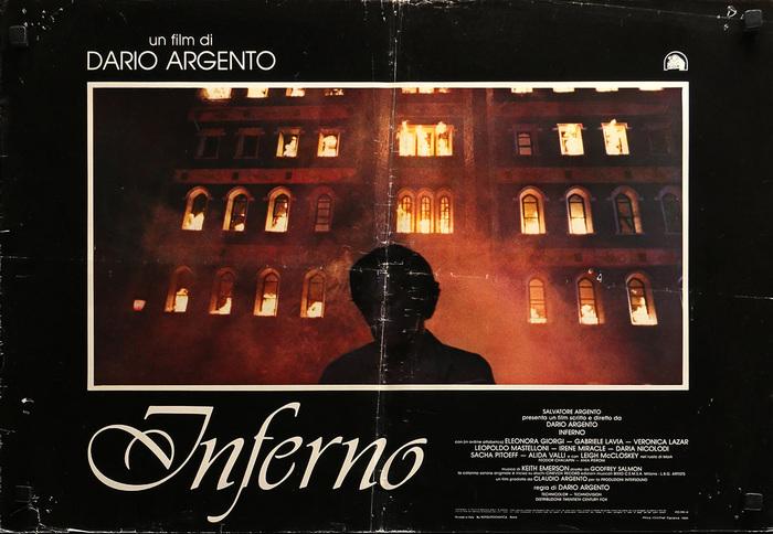 Italian Photobusta poster #5, 18×26 in.