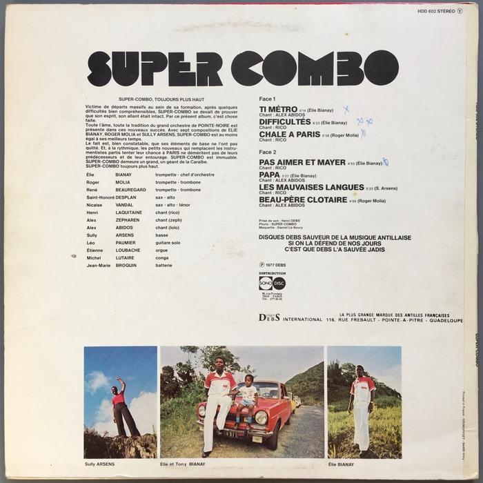 Super Combo – Super Combo album art 2