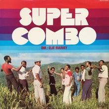 Super Combo – <cite>Super Combo</cite> album art