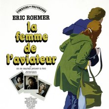 <cite>La femme de l'aviateur</cite> (1981) French movie poster