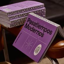 <cite>Pasatiempos Modernos Vol. 1</cite>