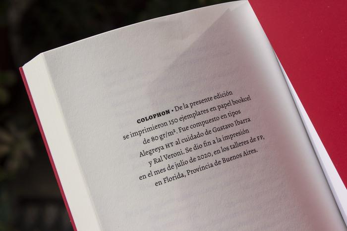 El último hablante by Osvaldo Costiglia 9