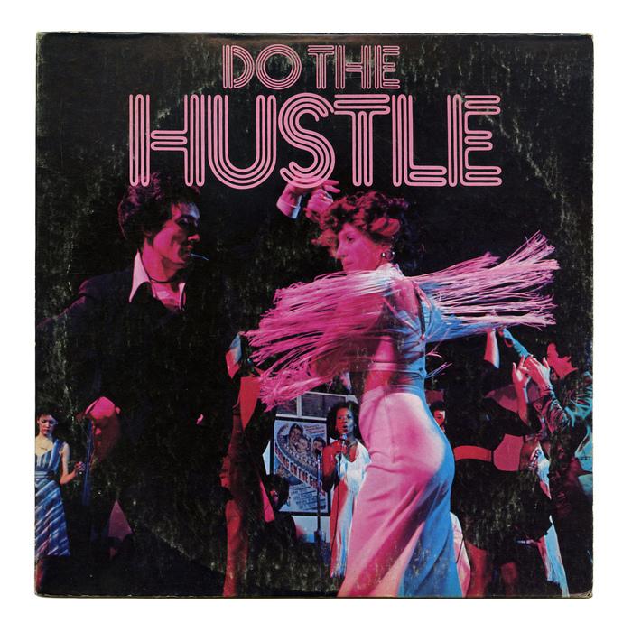 Do The Hustle Vol. 1 and 2 album art (Realm Records) 2