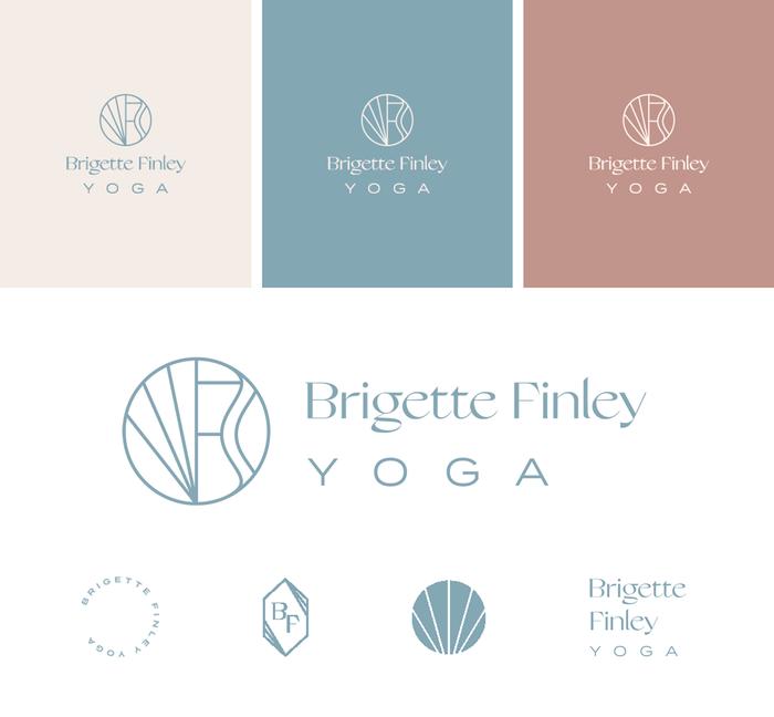 Brigette Finley Yoga 1