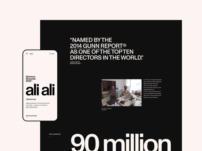 Ali Ali website 5
