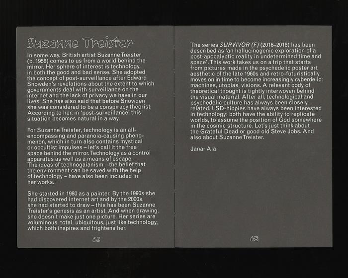 Cloudbusters: Intensity vs. Intention – 17th Tallinn Print Triennial exhibition guide book / catalogue 3