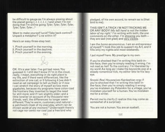 Cloudbusters: Intensity vs. Intention – 17th Tallinn Print Triennial exhibition guide book / catalogue 6