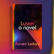 <cite>Luster</cite> book cover