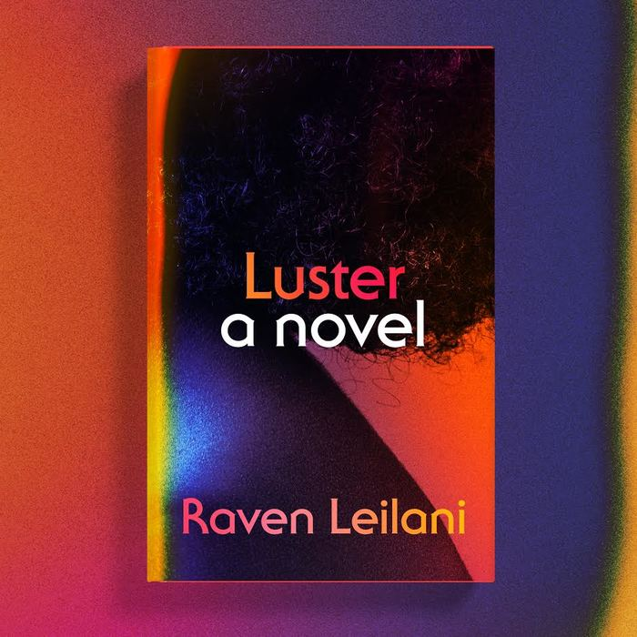 Luster book cover 1