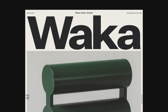 Waka Waka, The Full Collection 1