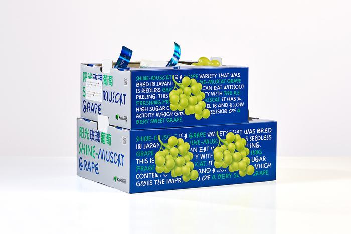 Shine-Muscat Grape 1