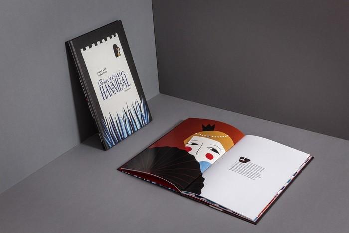 Prinzessin Hannibal children's book 1