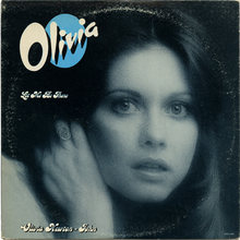Olivia Newton-John – <cite>Let Me Be There</cite> album art