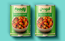 Agro Foody cans
