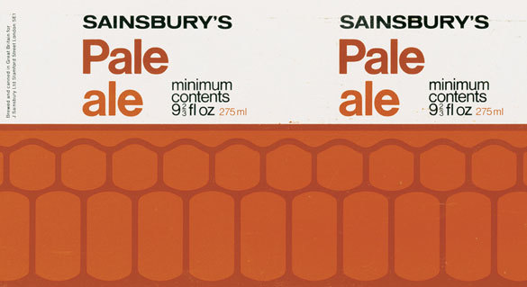 Sainsbury's Packages, 1962–1977 2