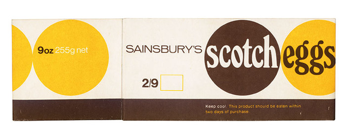 Sainsbury's Packages, 1962–1977 9
