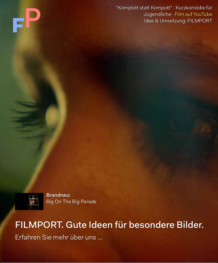 Filmport Website 1