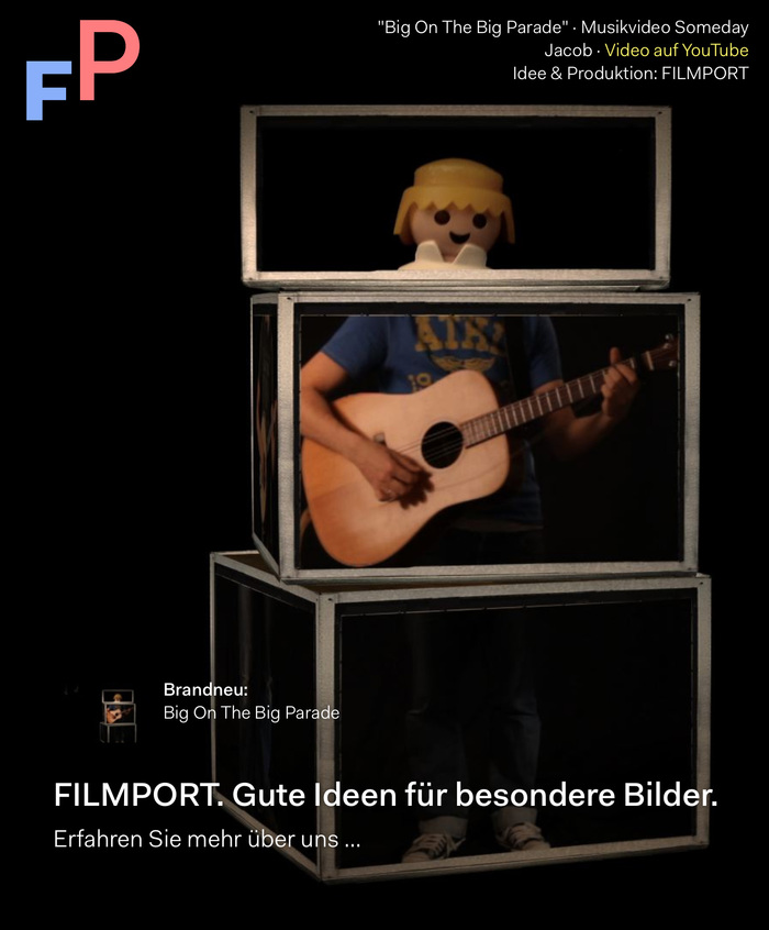 Filmport Website 2