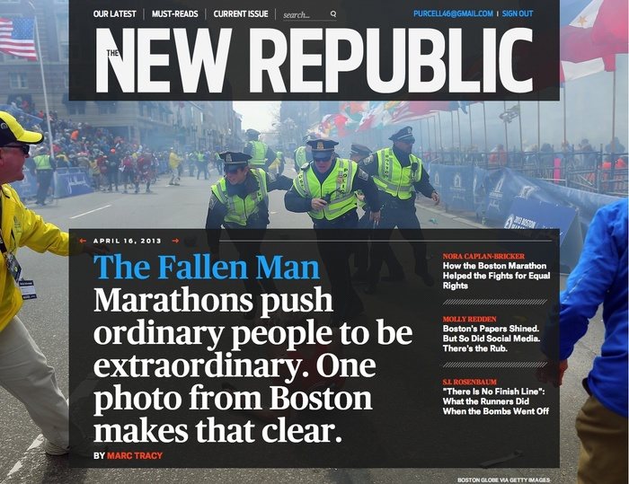 The New Republic Website 1