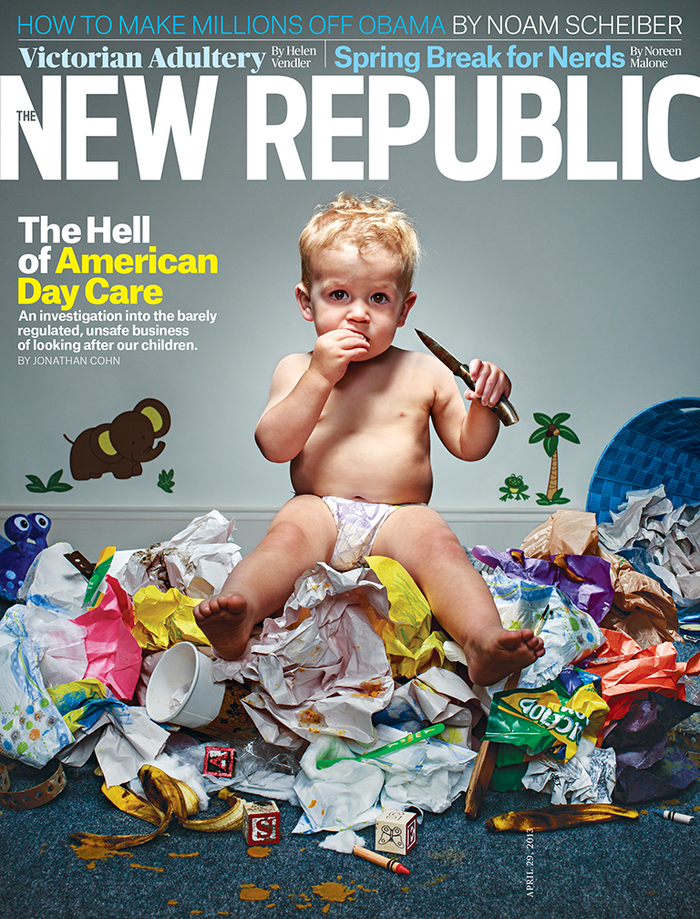 The New Republic Website 2