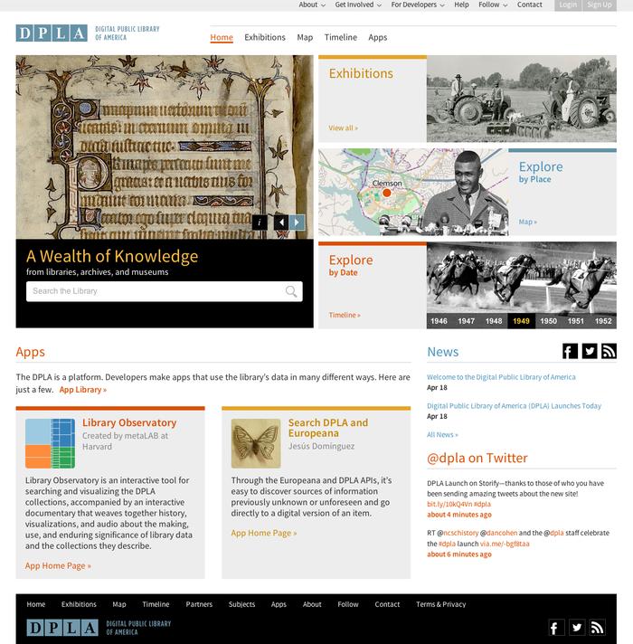 Digital Public Library of America 4