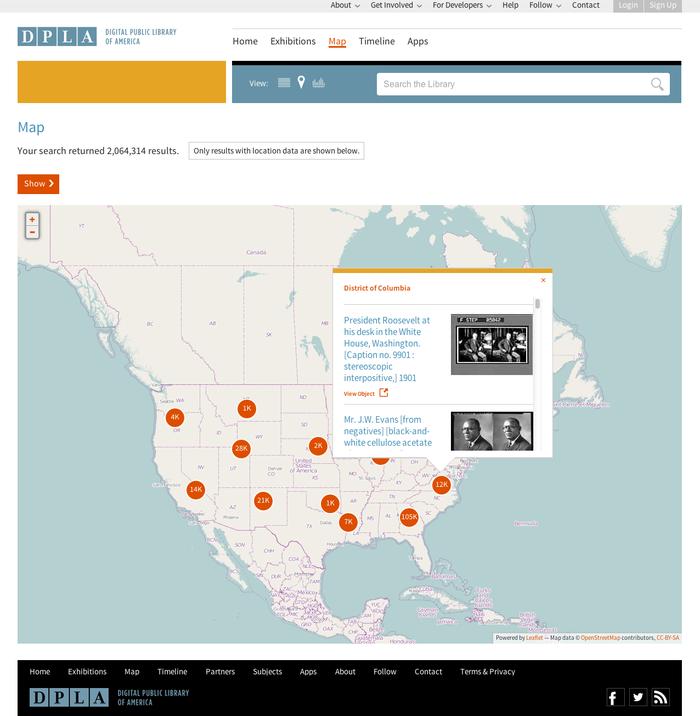Digital Public Library of America 6