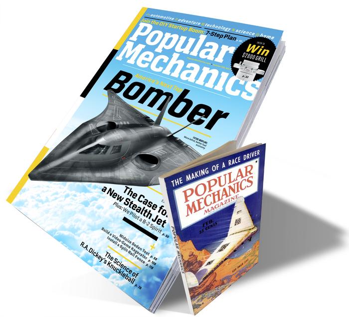 Popular Mechanics, May 2013 Preview 1